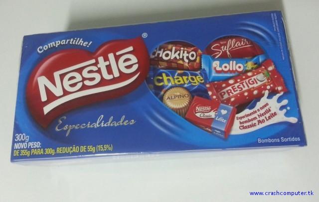 Especialidades Nestle 300gr