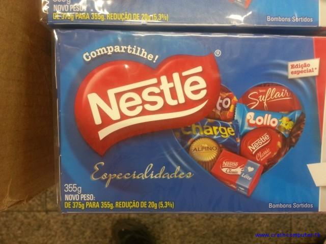 Especialidades Nestle 355gr