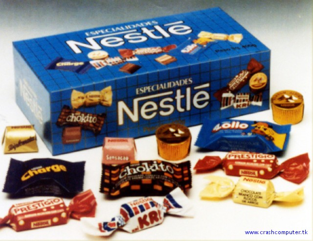 Especialidades Nestle Antiga 400gr