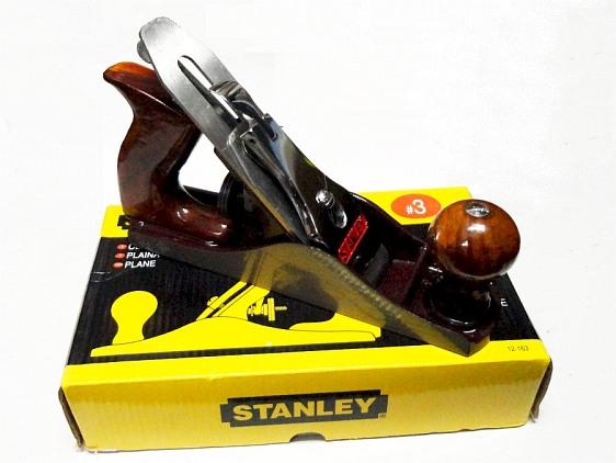 Plaina Stanley #3